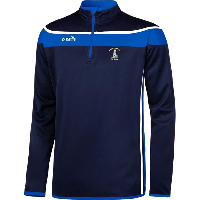 Round Towers GAA Kids' Auckland Squad Half Zip