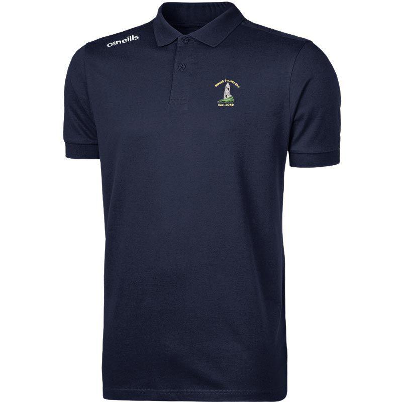 Round Towers GAA Portugal Cotton Polo Shirt