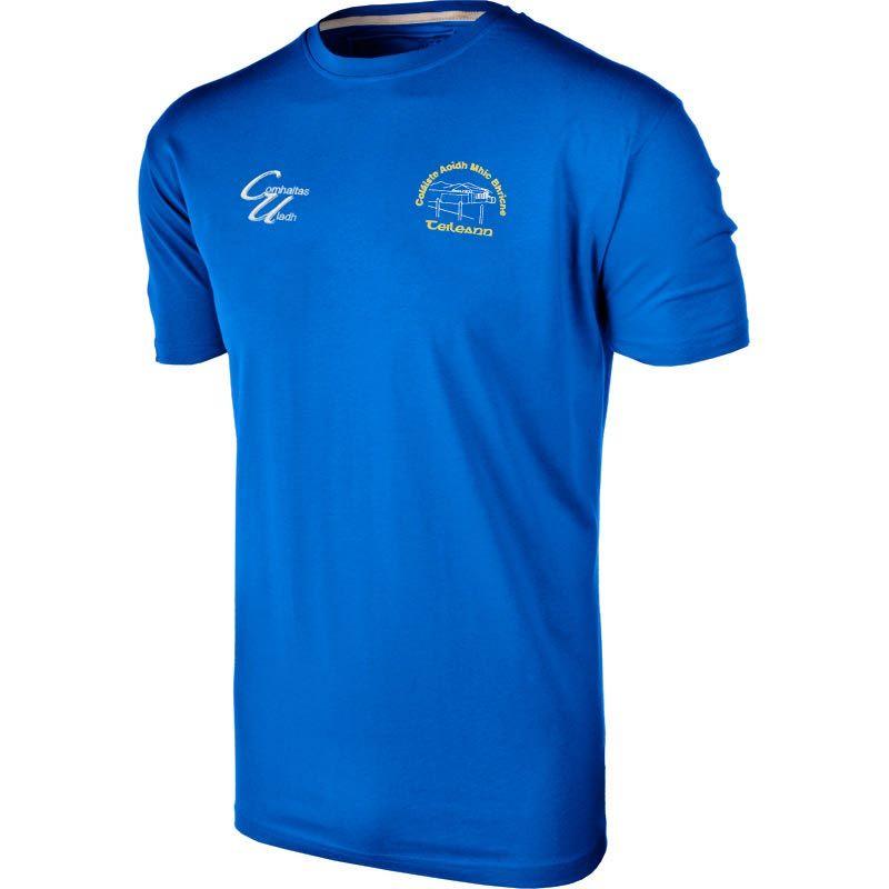 Coláiste Aoidh Mhic Bhricne, Teileann Basic T-Shirt