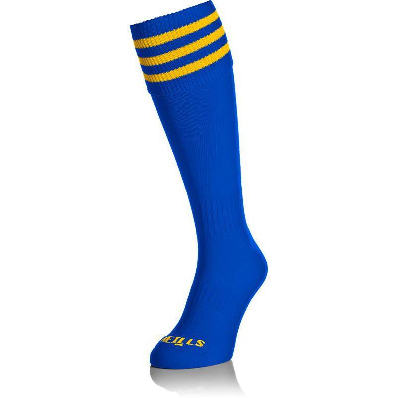 Premium Socks Bars (Royal/Amber) (Kids)