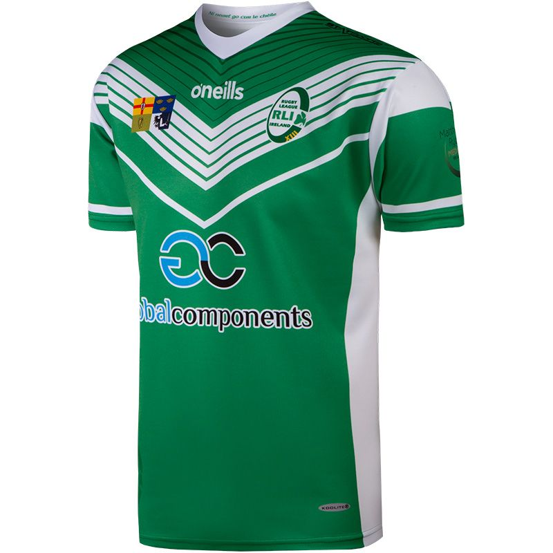 Rugby League Ireland Kids' Rugby Jersey