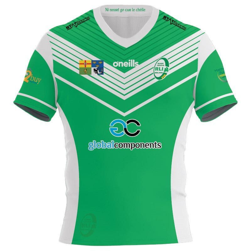 Rugby League Ireland Toddler Rugby Jersey