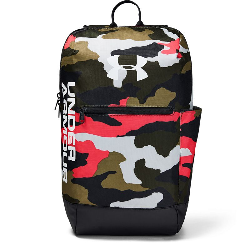 Under Armour Patterson Backpack Grey Camo
