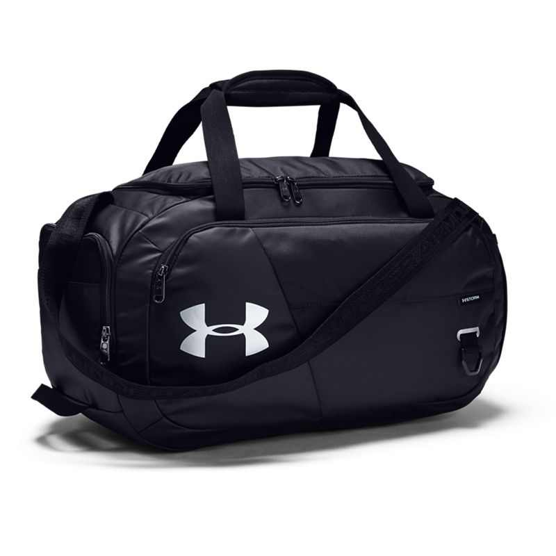 Under Armour Undeniable 4.0 XS Duffle Bag Black / Silver