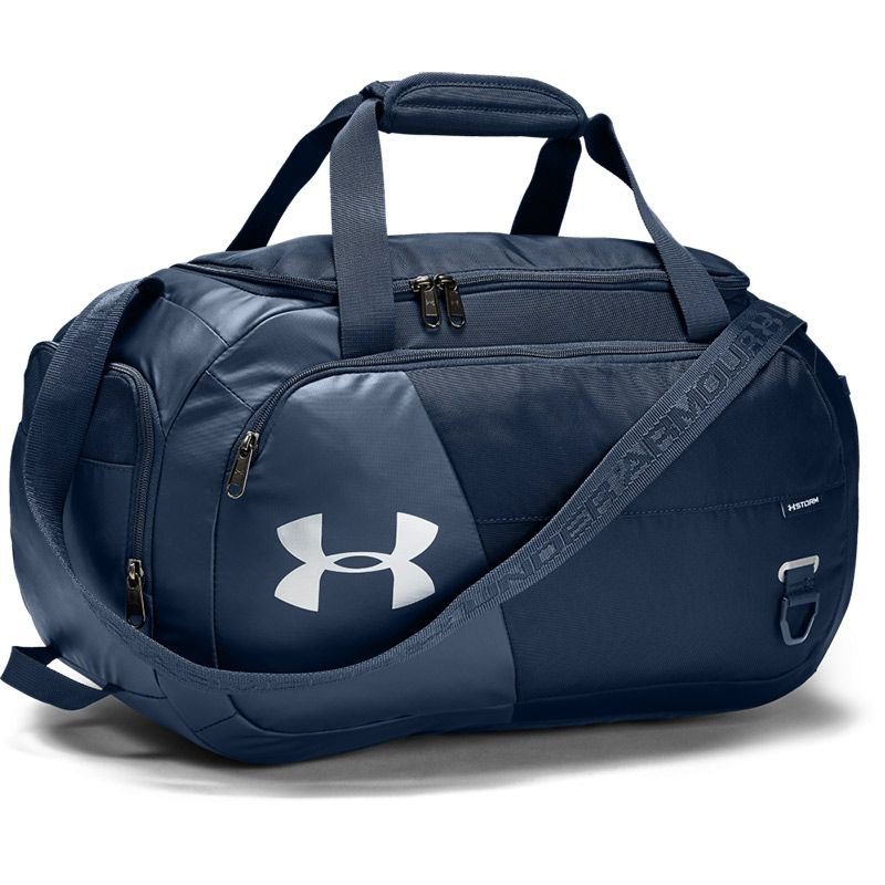 Under Armour Undeniable Duffel 4.0 XS Duffle Bag Academy / Silver