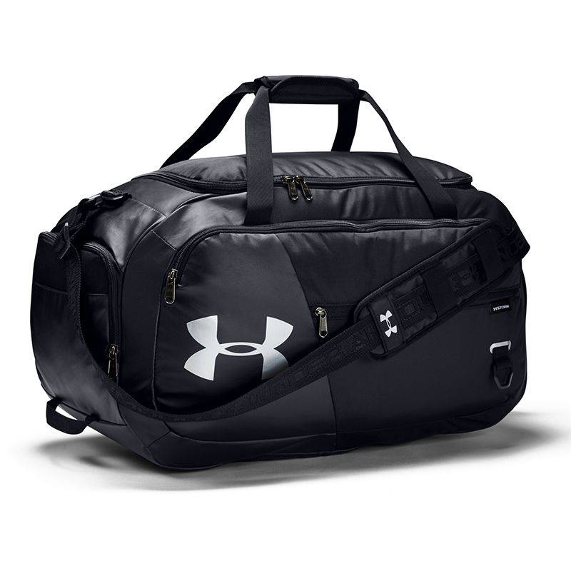Under Armour Undeniable 4.0 Medium Duffle Bag Black