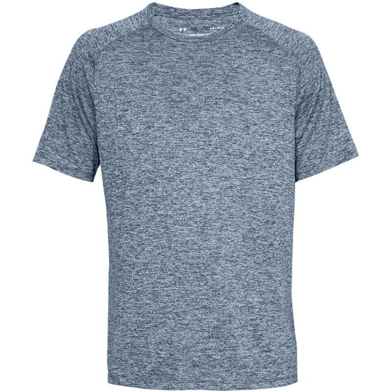 Men's Under Armour Tech 2.0 SS T-Shirt Academy / Steel