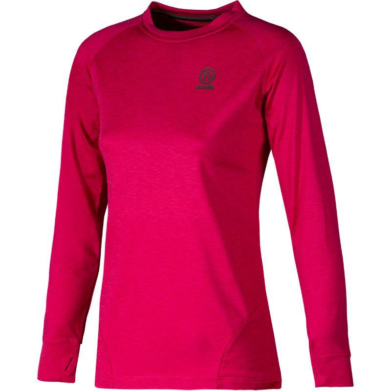 Women's Savannah Sweatshirt Pink / Black / Khaki