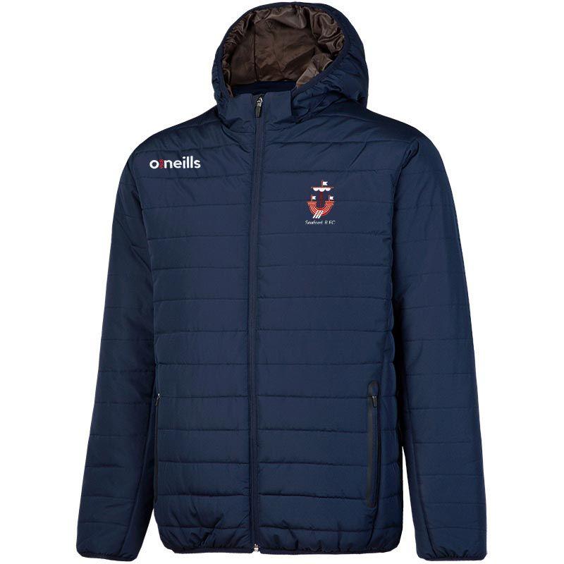 Seaford RFC Solar Hooded Padded Jacket