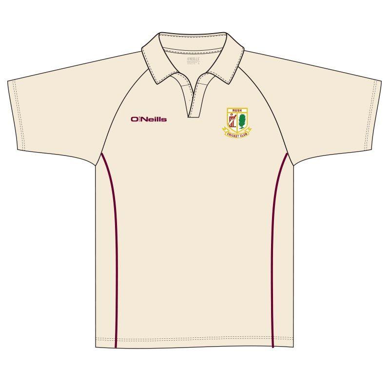 Rush Cricket Club Cricket Polo