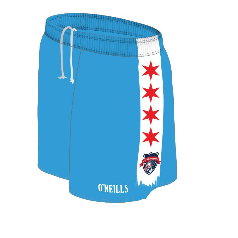 Chicago Patriots 2016 GAA Shorts