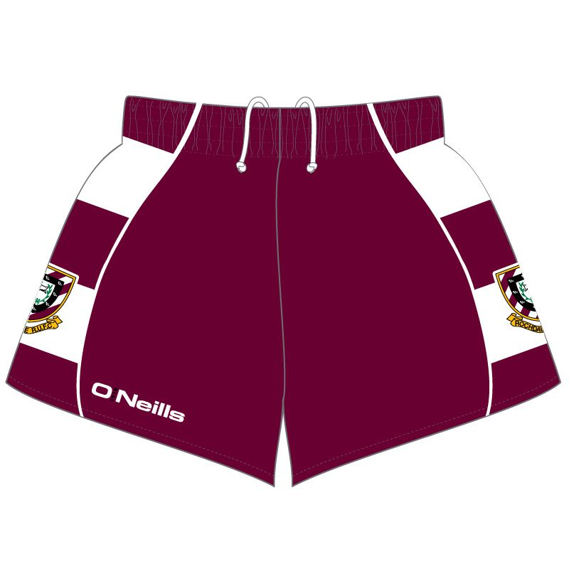 Rochdale RUFC Rugby Shorts (Maroon)