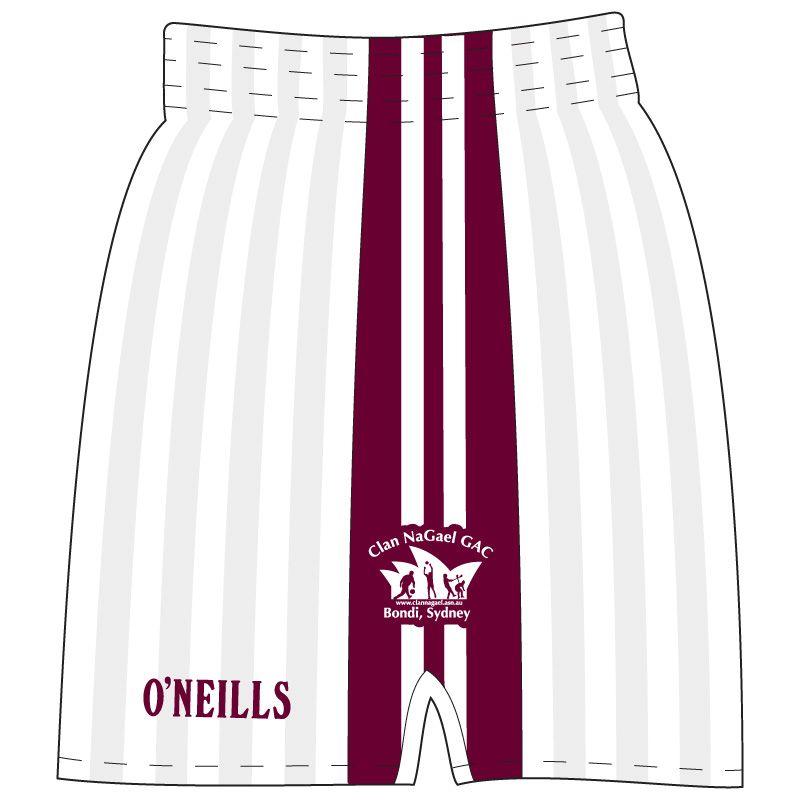 Clan Na Gael Sydney GAA Shorts Adults