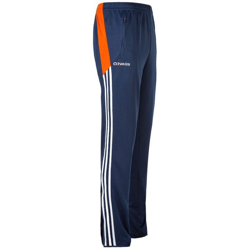 Men's Slaney 3S Squad Skinny Pants Marine / Orange / White