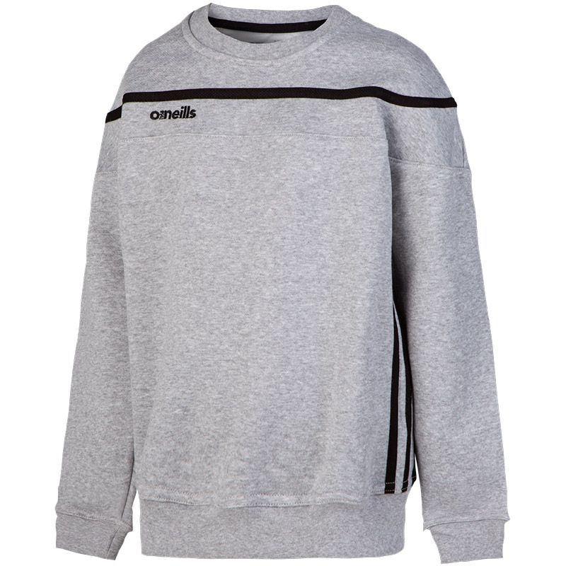 Kids' Slaney Sweatshirt Grey / Black