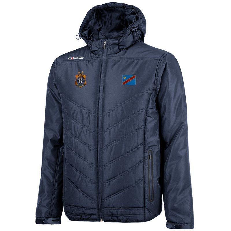 Democratic Republic Of Congo Slaney Padded Jacket