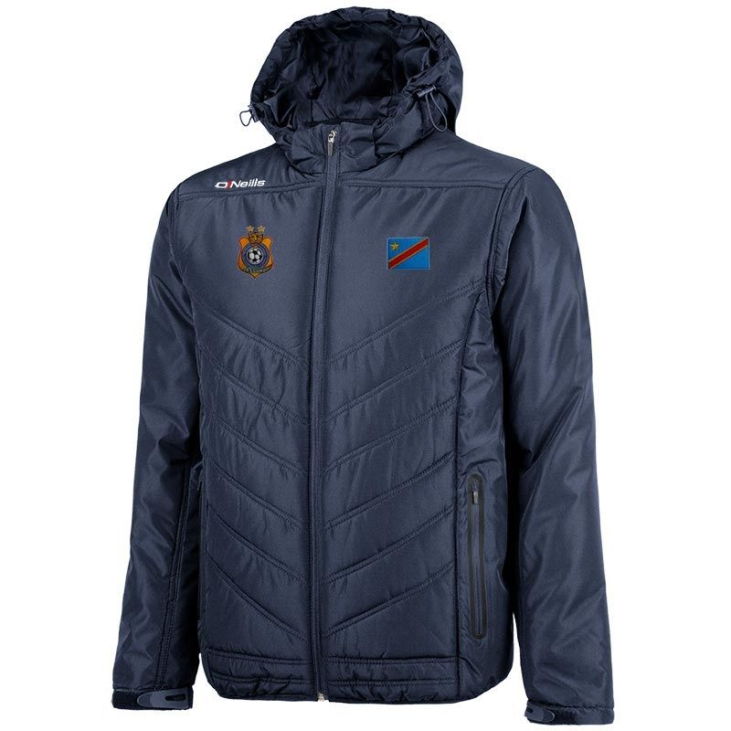 Democratic Republic Of Congo Slaney Padded Jacket (Kids)