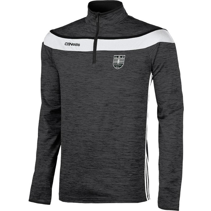 Donoughmore GAA Slaney 3s Brushed Half Zip Training Top (Kids)