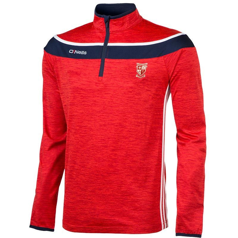 Stradbally Slaney 3s Brushed Half Zip Training Top (Kids)