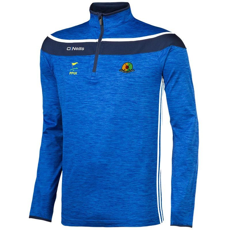 Tralee Pitch and Putt Slaney 3s Brushed Half Zip Training Top (Kids)