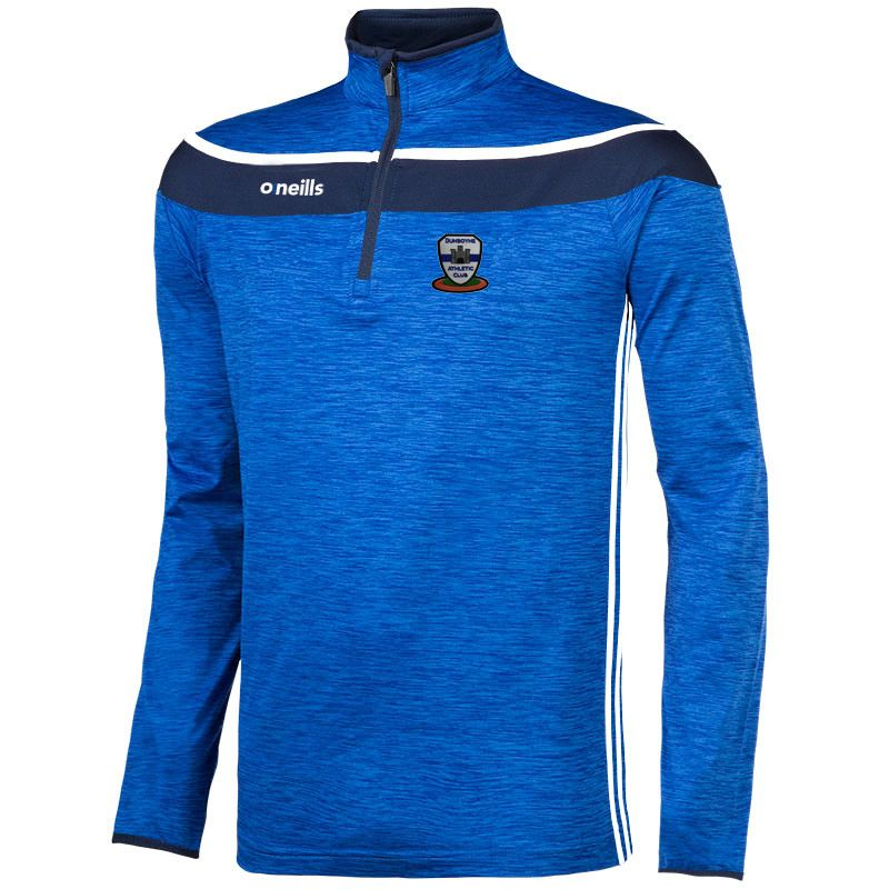 Dunboyne Athletics Club Slaney 3s Brushed Half Zip Training Top (Kids)