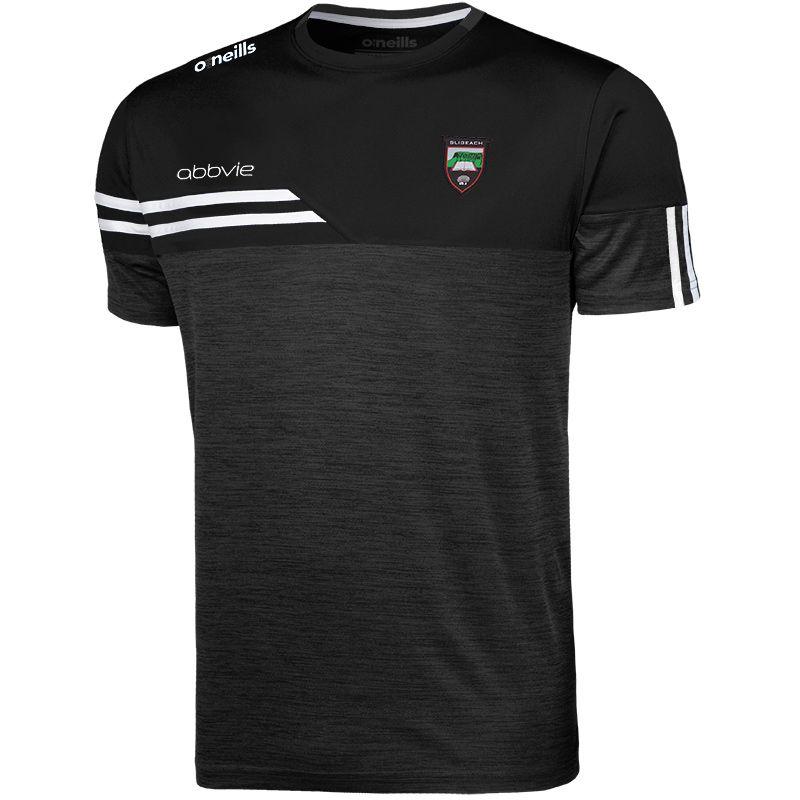 Sligo GAA Men's Nevis T-Shirt Black / White