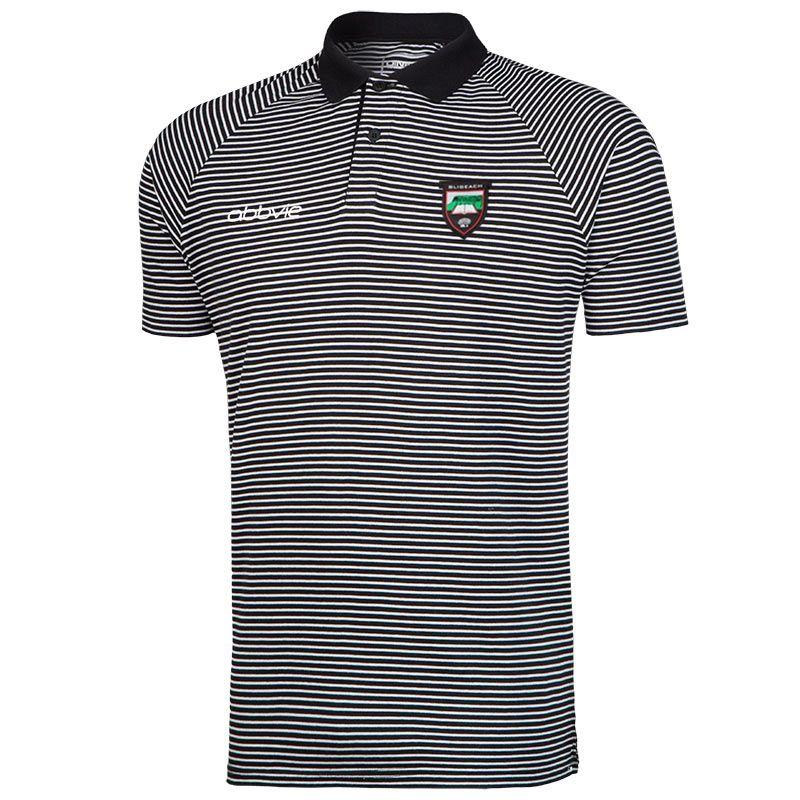 Sligo GAA Rimini Polo (Black/Silver)