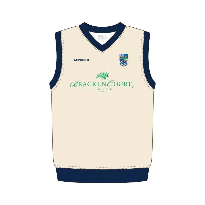 Balbriggan Cricket Club Slipover (Adults) (Cream)