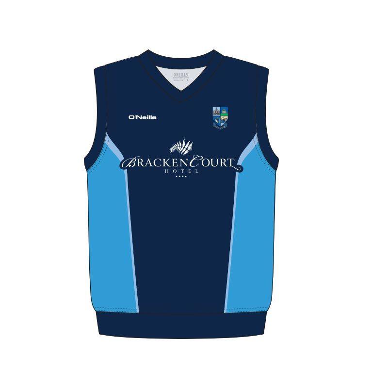 Balbriggan Cricket Club Slipover (Navy) (Bracken)