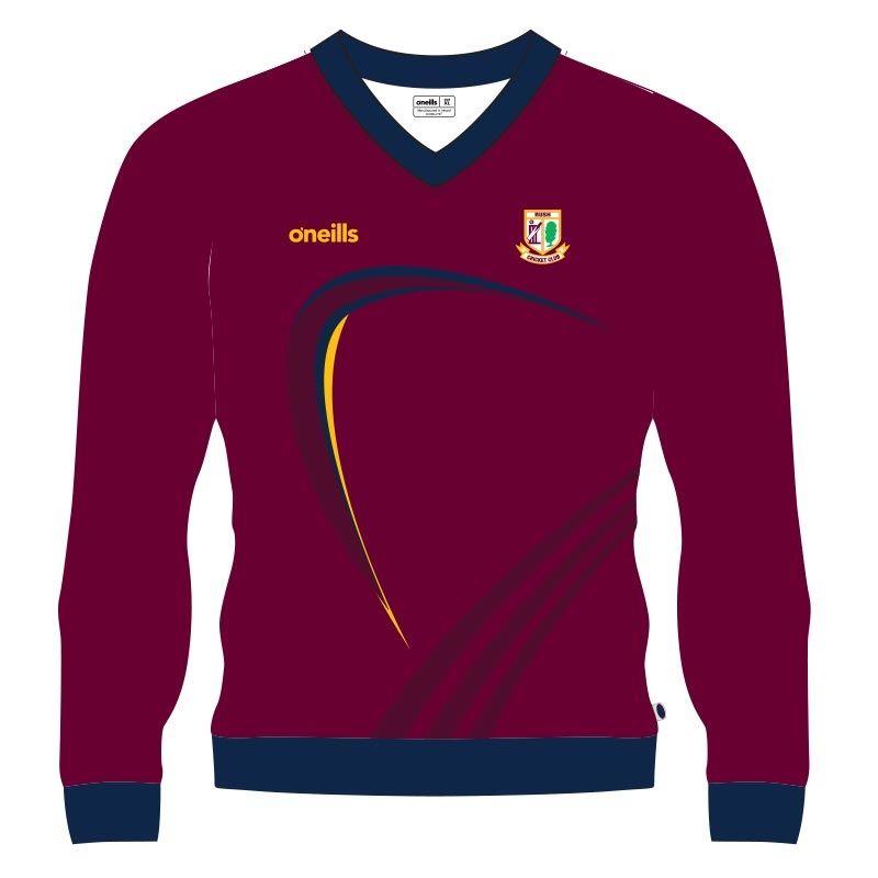 Rush Cricket Club Long Sleeve Slipover