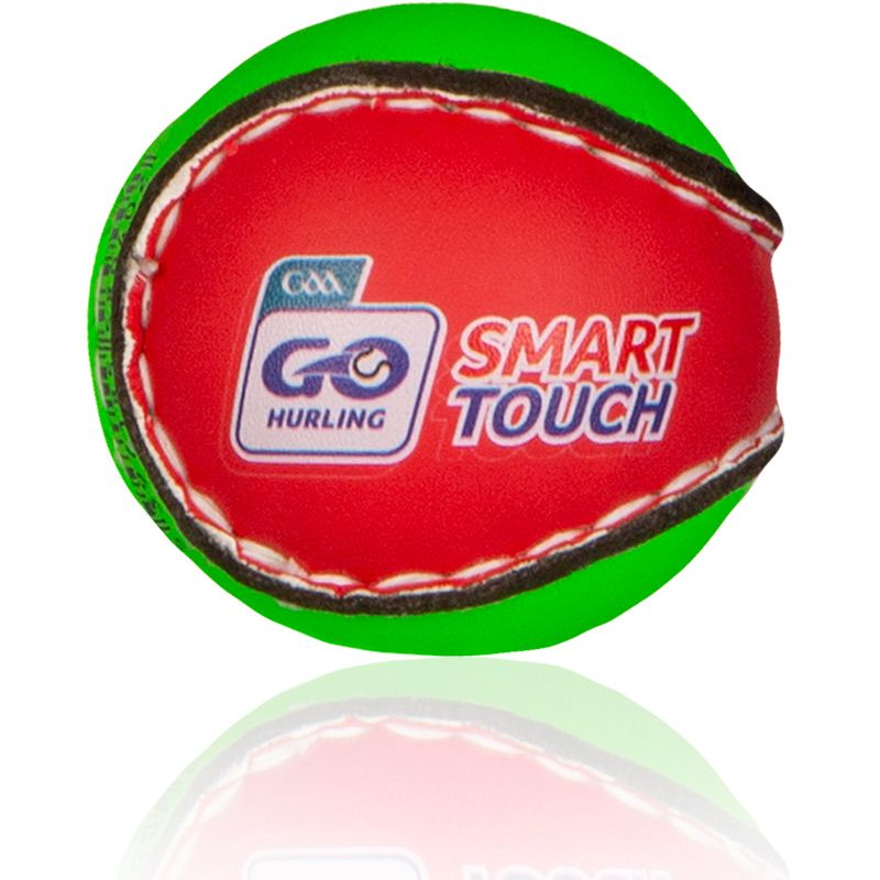 Smart Touch Hurling Ball Green / Red