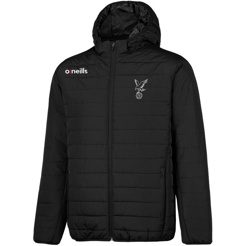 Whitehawk FC Solar Hooded Padded Jacket