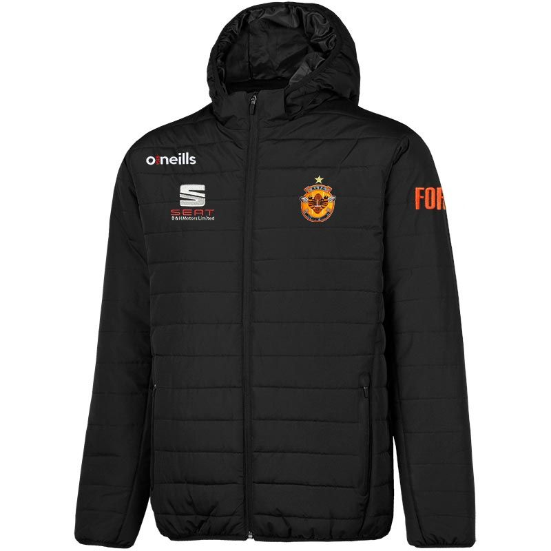 Wath Brow Hornets Open Age  Solar Hooded Padded Jacket