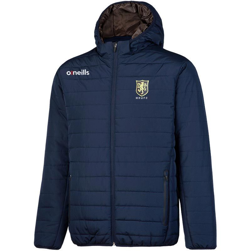 Macclesfield RUFC Kids' Solar Hooded Padded Jacket