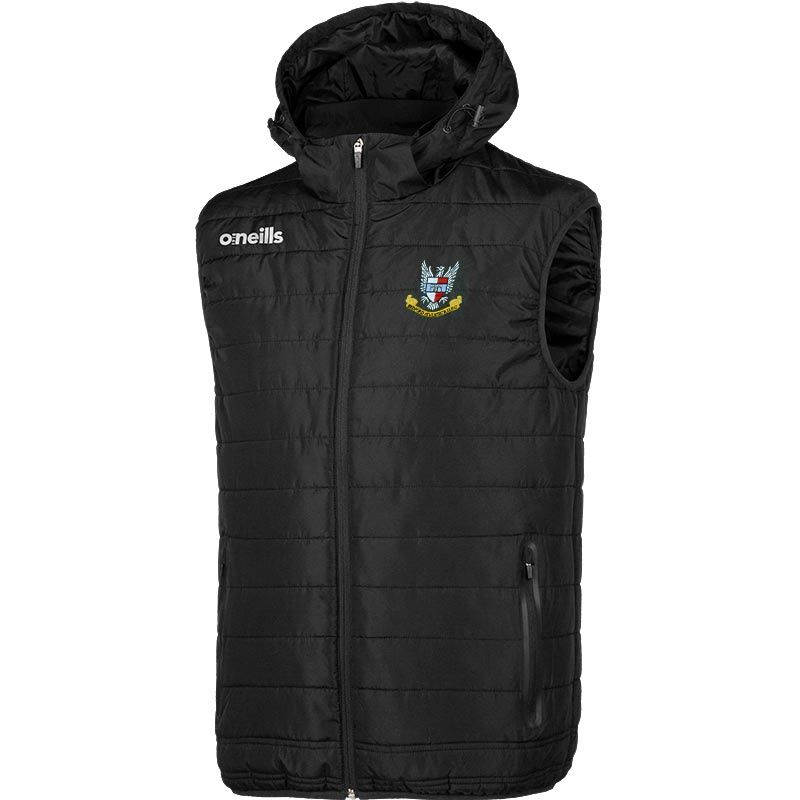 Bedford Athletic RFC Kids' Solar Hooded Gilet