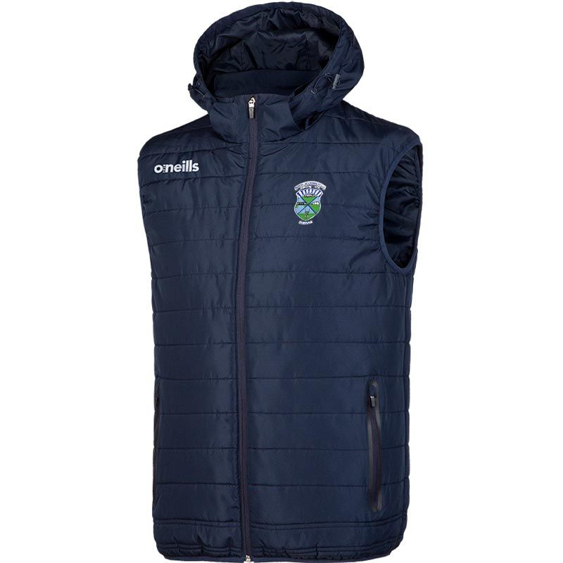 Munterconnaught GFC Solar Mens Hooded Gilet