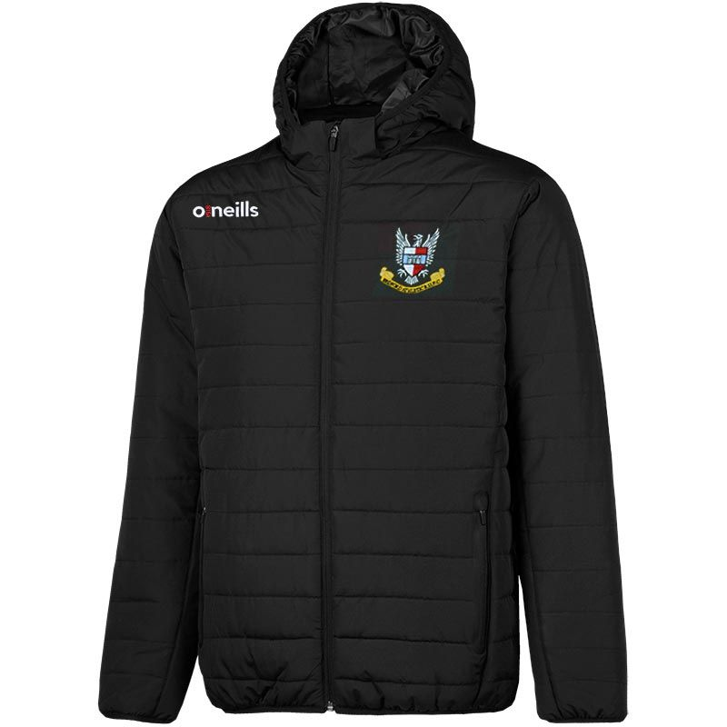 Bedford Athletic RFC Solar Hooded Padded Jacket