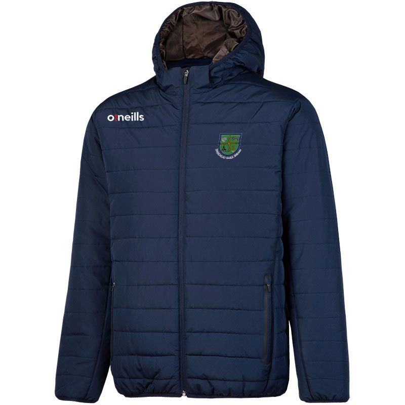 Johnstownbridge GAA Solar Mens Hooded Padded Jacket