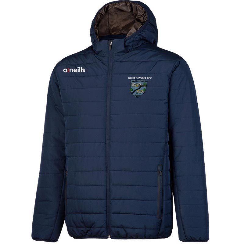 Glyde Rangers Solar Boys Hooded Padded Jacket