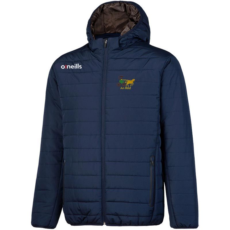 Rhode GAA Solar Boys Hooded Padded Jacket