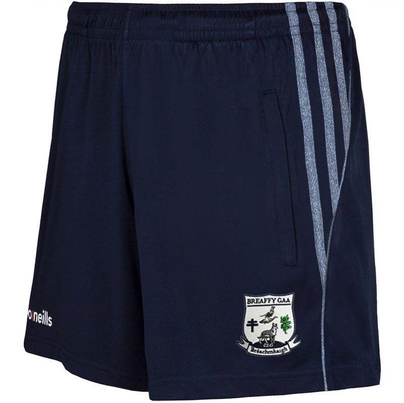 Breaffy GAA Kids' Solar Poly Shorts