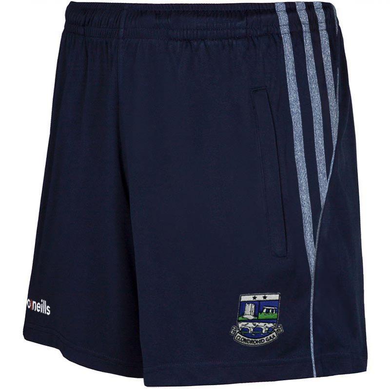 Clondrohid GAA Kids' Solar Poly Shorts