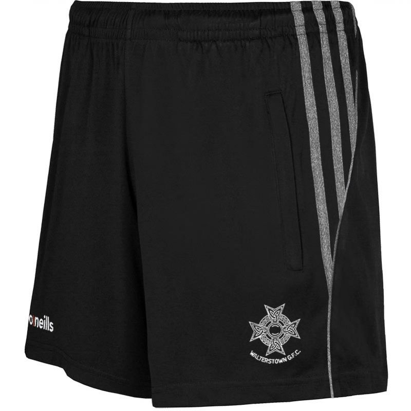 Walterstown GFC Kids' Solar Poly Shorts