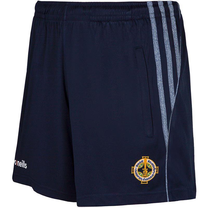 Ballyboden St. Enda's GAA Club Solar Poly Shorts