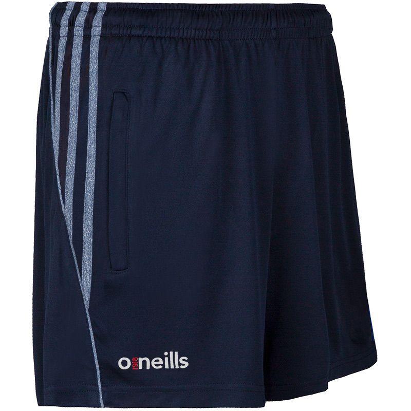 Kids' Solar 3 Stripe Shorts Marine / Marine