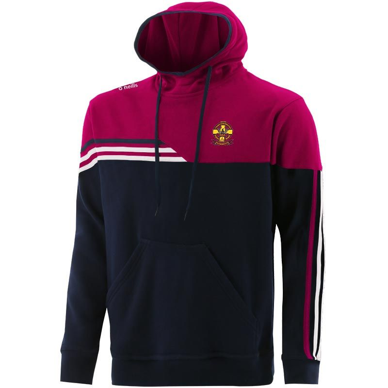St Oliver Plunkett Eoghan Ruadh GAA Club Nevis Fleece Overhead Hoodie