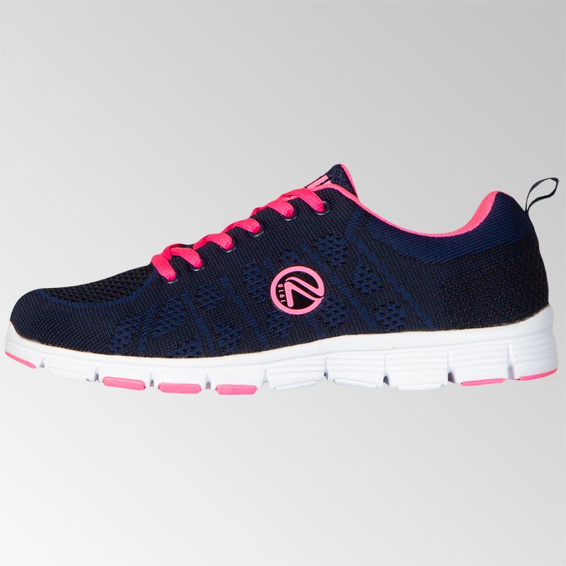 Sprint Women's Trainer (Marine/Flo Pink/White)