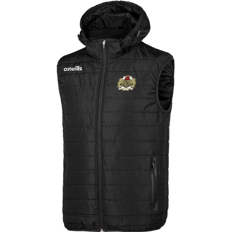 Seaton Rangers ARLFC Solar Hooded Gilet