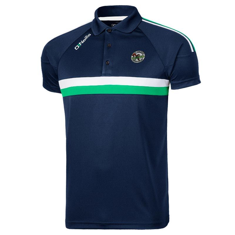 St Conleth's Community College Rick Polo Shirt (Kids)