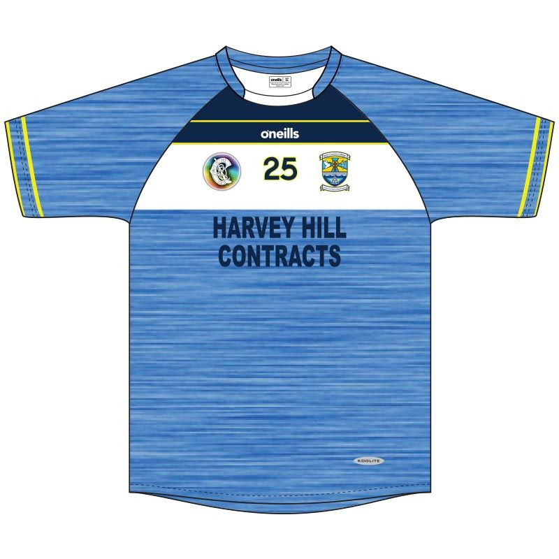 St Conor's College, Kilrea and Clady GAA Kids' Jersey (Harvey Hill)